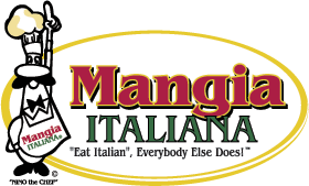 Image result for mangia italiana logo